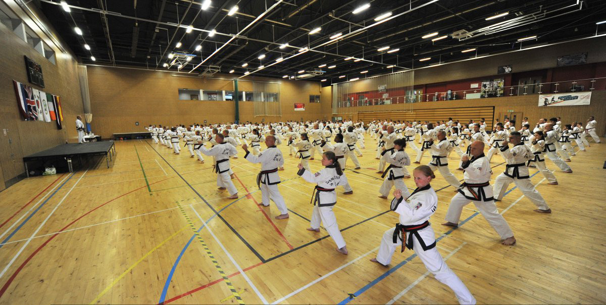 Watford Woodside Leisure Centre Events Venue In Watford
