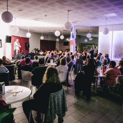 Westminster Lodge Leisure Centre Comedy Night