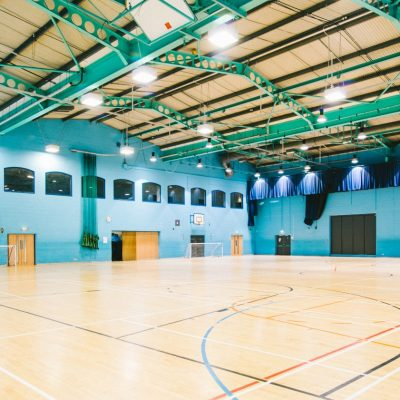 Spelthorne Leisure Centre Sports Hall