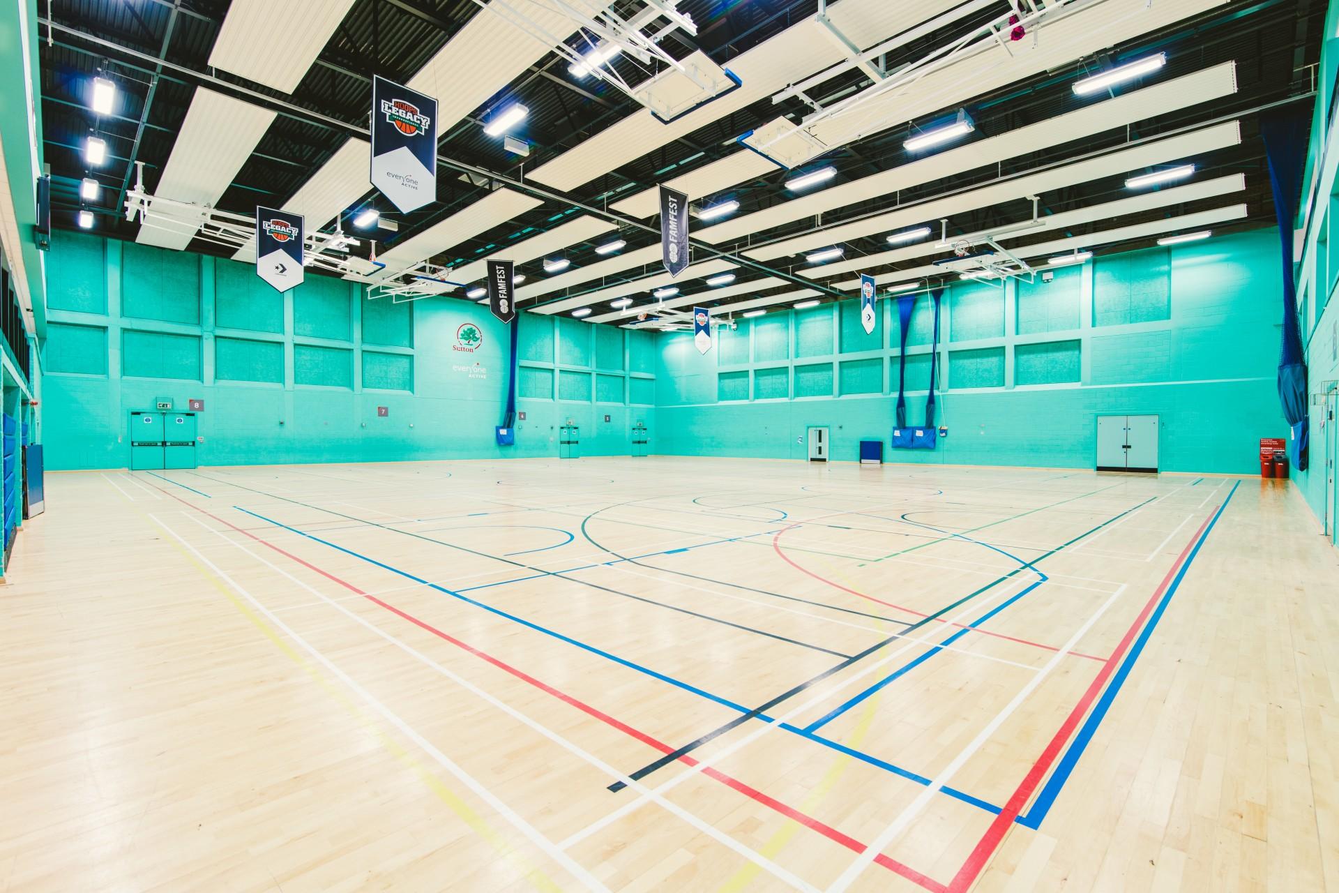 Westcroft Leisure Centre Events Venue In Surrey