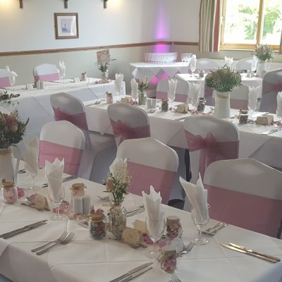 Downshire Golf Complex Wedding Reception