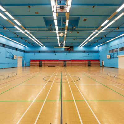 Bracknell Leisure Centre Sports Hall