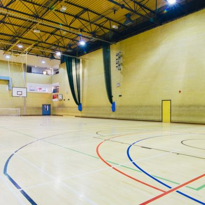 Queen Mother Sports Centre Sports Hall