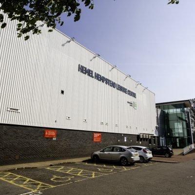 Hemel Hempstead Leisure Centre Exterior