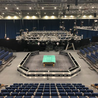 K2 Crawley World Snooker