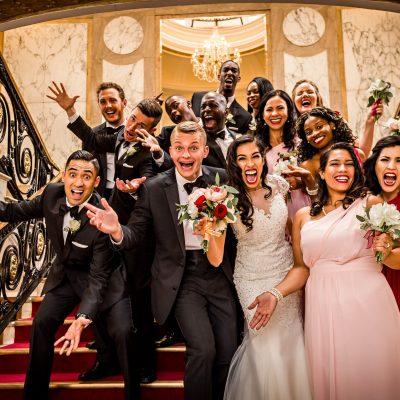Porchester Hall Wedding
