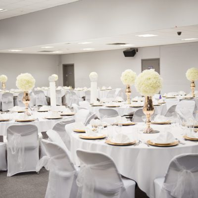 Masefield Suite Wedding Reception