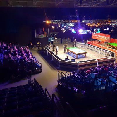 K2 Crawley Snooker