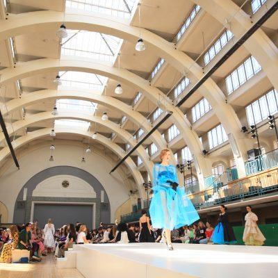 Seymour Hall Fashion Show